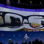 Facebook trabaja en gafas de realidad aumentada