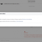 Facebook comienza a bloquear sitios de torrents