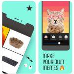 Whale: La aplicación oficial de Facebook para crear memes